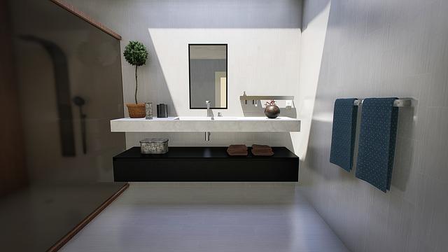Minimalistyczna łazienka – jak ją urządzić?
